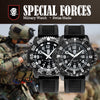 Image of Waterproof Survival Watch For All Outdoor Activities