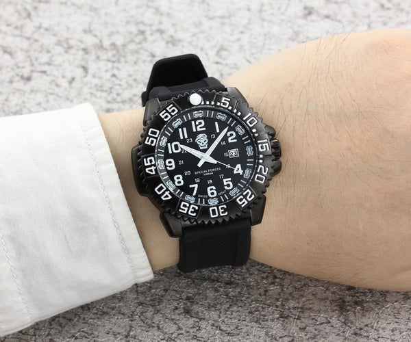 Waterproof Survival Watch For All Outdoor Activities