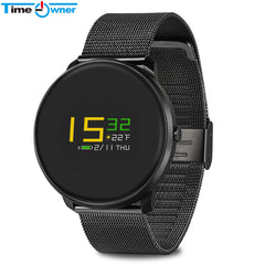 Bluetooth Smart Watch With Heart Rate Monitor, Pedometer For All Smartphones