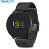 Image of Bluetooth Smart Watch With Heart Rate Monitor, Pedometer For All Smartphones