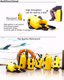 Waterproof Dry Sack Bag For Canoe Kayak Rafting Camping Fishing Swimming and Outdoor Sport!