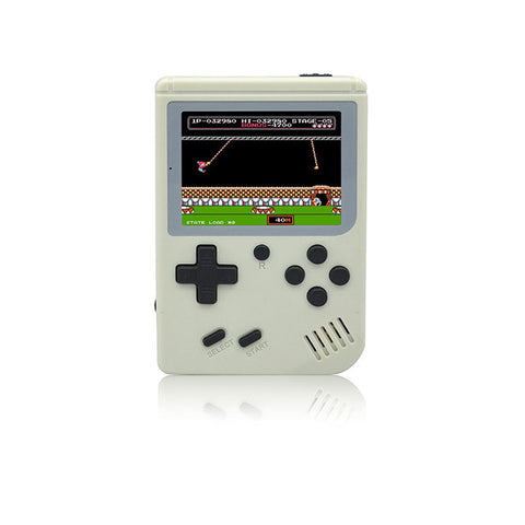 Mini Portable Handheld Classic Video Handheld Game Console with 3.0 Inch Display