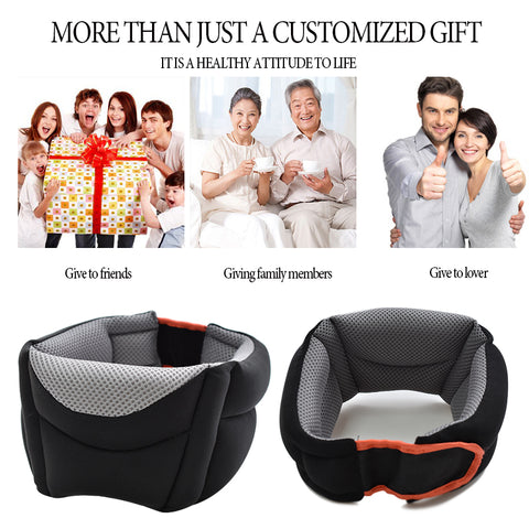 Neck Support Brace - Instant Pain Relief for Chronic Neck and Shoulder Pain