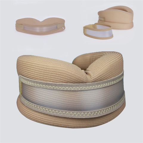 Soft Cervical Collar Traction - Relieve Pain For Preventions Spondylosis Vertebra