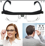 Proper Focus: Adjustable Focus Reading Glasses With Wide Range