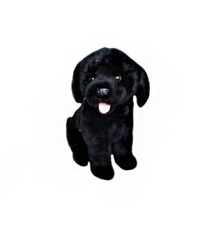 Bocchetta Darth Black Labrador Plush Toy