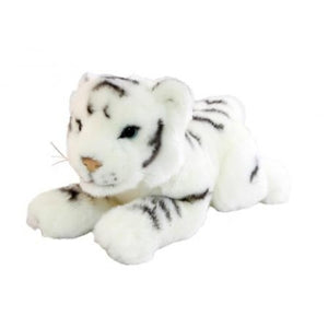 Bocchetta Sheba White Tiger Plush Toy