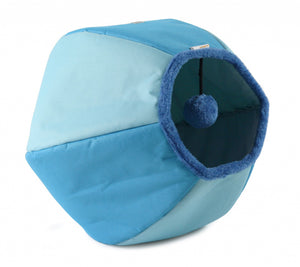 United Pet Cat Cave Blue