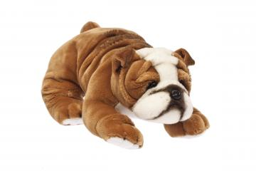 Bocchetta Boston Bulldog Plush Toy