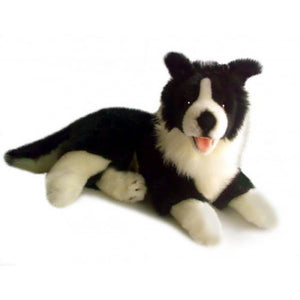 Bocchetta Starsky Border Collie Plush Toy