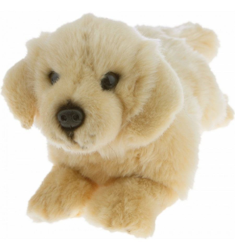 Bocchetta Maple Golden Retriever Plush Toy