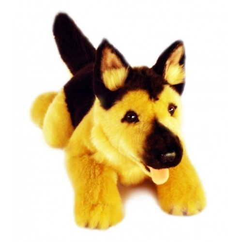Bocchetta Chief German Shepherd Plush Toy