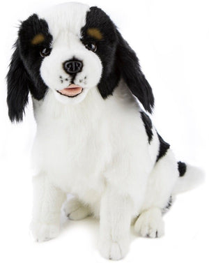 Bocchetta Chester Cavalier King Charles Plush Toy