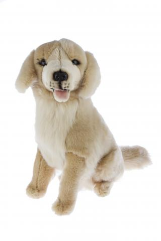 Bocchetta Goldie Golden Retriever Plush Toy