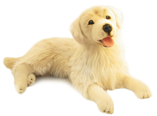 Bocchetta Spencer Golden Retriever Plush Toy