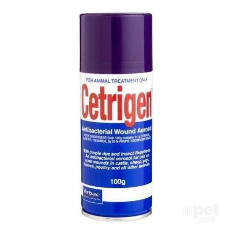 Virbac Cetrigen Spray