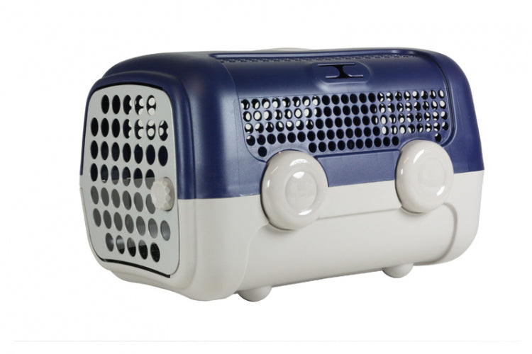 United Pet A.U.T.O Pet Carrier Dark Blue