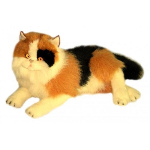 Bocchetta Marmalade Calico Cat Plush Toy