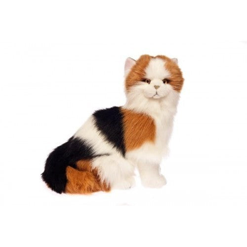 Bocchetta Alfio Calico Cat Plush Toy
