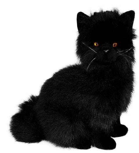 Bocchetta Crystal Black Cat Plush Toy