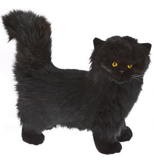 Bocchetta Sheffield Black Cat Standing Plush Toy