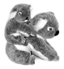 Bocchetta Kelly Koala With Kiri Joey On Back Plush Toy