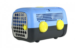 United Pet A.U.T.O Pet Carrier light Blue