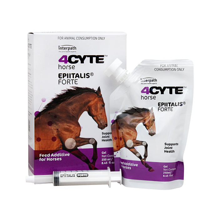 4Cyte Equine Epiitalis Forte Gel For Horses 236gm