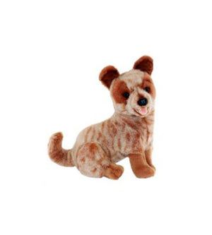 Bocchetta Blaze Red Cattle Dog Plush Toy