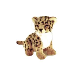 Bocchetta Calypso Cheetah Cub Plush Toy