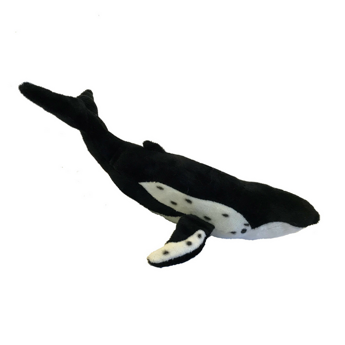 Bocchetta Humphrey Humpback Whale Plush Toy