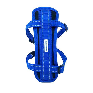 Lovemypetz Chest Comfort Dog Harness Blue
