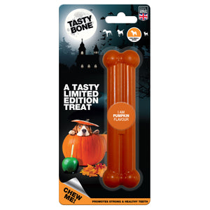 Tasty Bone Nylon Halloween Pumpkin