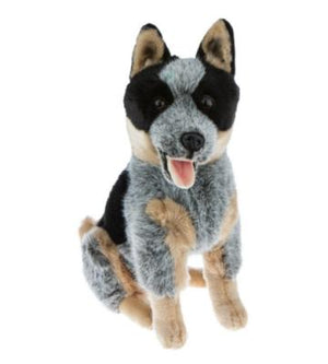Bocchetta Rocky Cattle Dog Plush Toy