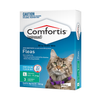 Comfortis Flea Treatment For Cats Green