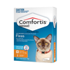 Comfortis Flea Treatment  For Cats Orange