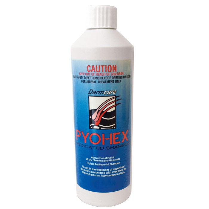 Dermcare Pyohex Medicated Foam