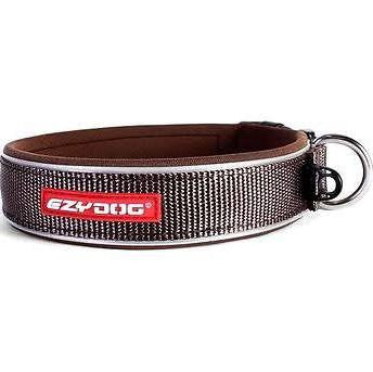 Ezydog Classics Dog Collar Chocolate