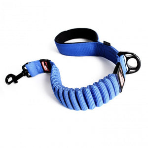 "Ezydog Zero Shock Dog Leash 25"" Blue"