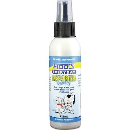 Fido's Everyday Fresh Spritzer Spray 125Ml
