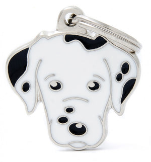 My Family Pet ID Dalmation