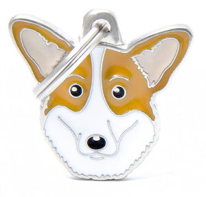 My Family Pet ID Welsh Corgi