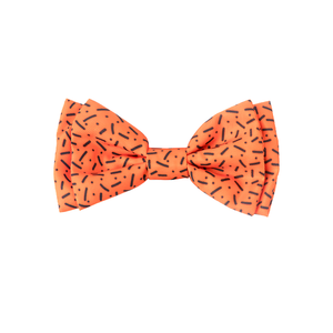 FuzzYard Bowtie Orange