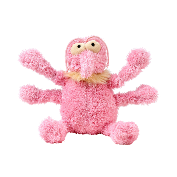 Fuzzyard Plush Toy Scratchette Pink