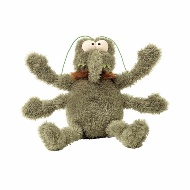 Fuzzyard Plush Toy Scratchy Green