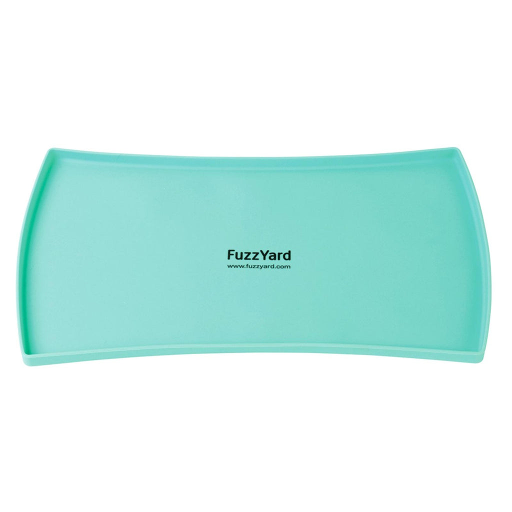 Fuzzyard Feeding Mat Green