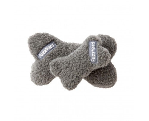 Fuzzyard Plush Toy Plush Bone Grey