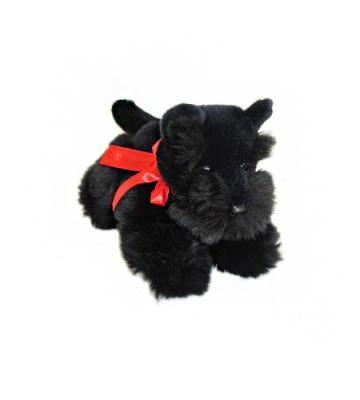 Bocchetta Haggis Scottish Terrier Plush Toy