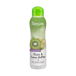 Tropiclean Kiwi And Cocoa Butter Pet Conditioner 355ml