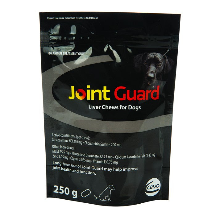 Nature Vet Joint Guard Liver Dog Treat